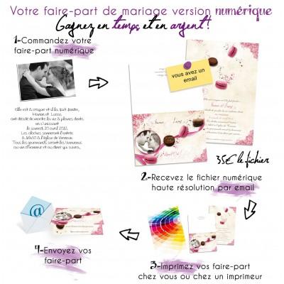 Faire-part Numérique