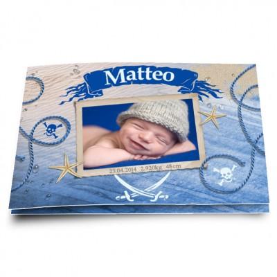 Faire-part Mattéo