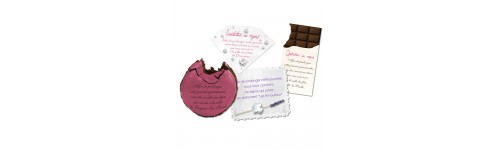 Cartons d'Invitations
