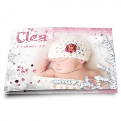 Faire-part Cléa
