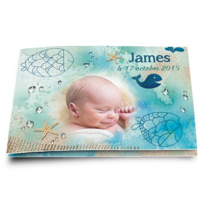 Faire-part James