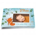 Faire-part Ethan petit renard