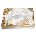 Ech Mariage VENISE OR - Satin