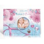 Livre d'or personnalisé Sweet Table DUO