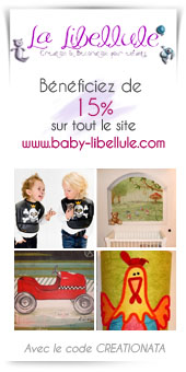 Promotion baby-libellule dco enfants original