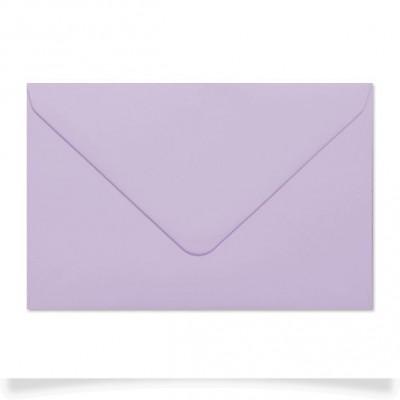Enveloppe rectangle Lilas