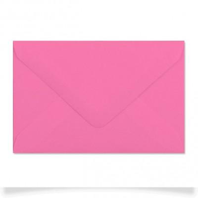 Enveloppe rectangle Fuschia
