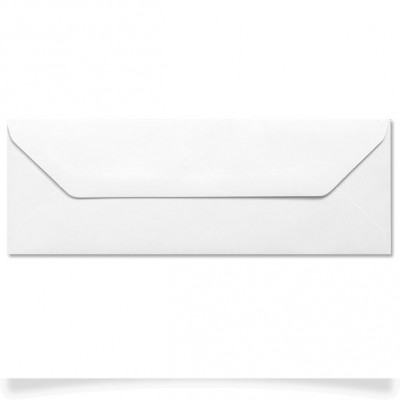Enveloppe marque-page Blanc