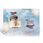 Livre d'or personnalisé Petit avion